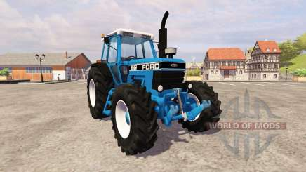 Ford 8630 4WD v5.0 para Farming Simulator 2013
