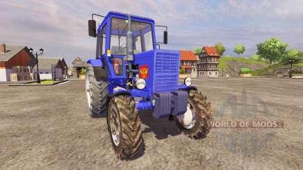 MTZ-82 v2.3 para Farming Simulator 2013