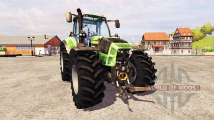 Deutz-Fahr Agrotron 7250 TTV [FSM Edition] para Farming Simulator 2013