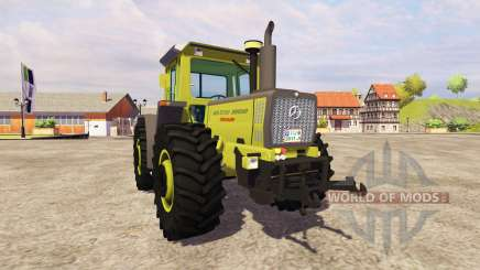 Mercedes-Benz Trac 1800 Intercooler v2.0 para Farming Simulator 2013