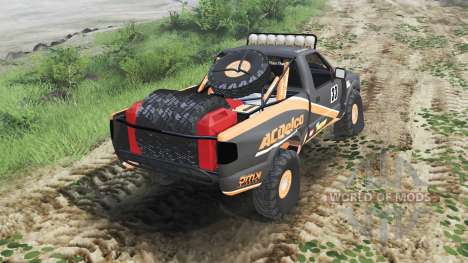 Chevrolet S-10 Buggy [03.03.16] para Spin Tires