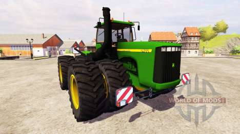 John Deere 9400 v2.0 para Farming Simulator 2013