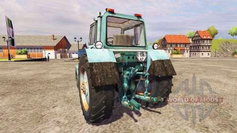 MTZ-80 v2.0 para Farming Simulator 2013