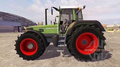 Fendt Favorit 824 v2.0 para Farming Simulator 2013