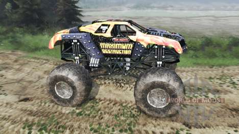 Monster Truck [03.03.16] para Spin Tires