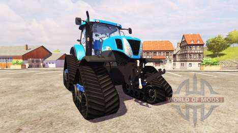 New Holland T7030 TT para Farming Simulator 2013