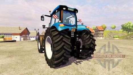 New Holland T8.390 v2.0 para Farming Simulator 2013
