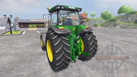 John Deere 7200 para Farming Simulator 2013