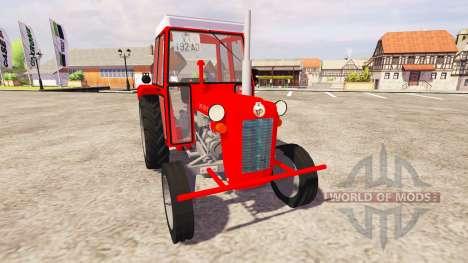 IMT 539 DeLuxe v1.0 para Farming Simulator 2013