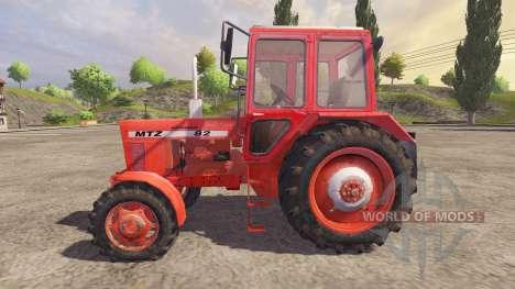 MTZ-82 v2.0 para Farming Simulator 2013