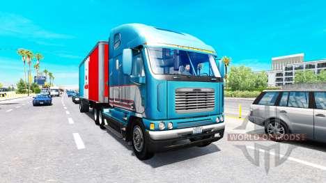Avanzado el tráfico de mercancías para American Truck Simulator