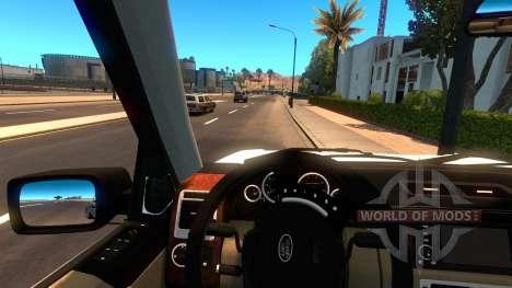 Range Rover para American Truck Simulator