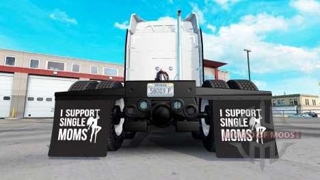 Nos Especializamos En La Que Yo Apoyo A Madres S para American Truck Simulator