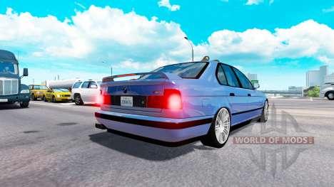 BMW M5 (E34) [traffic] para American Truck Simulator