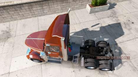 International LoneStar para American Truck Simulator
