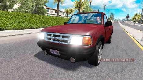 De tráfico avanzada para American Truck Simulator