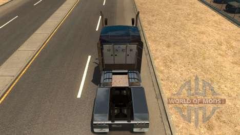 Mack Titan V8 para American Truck Simulator
