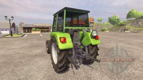 Deutz Torpedo 4506 para Farming Simulator 2013