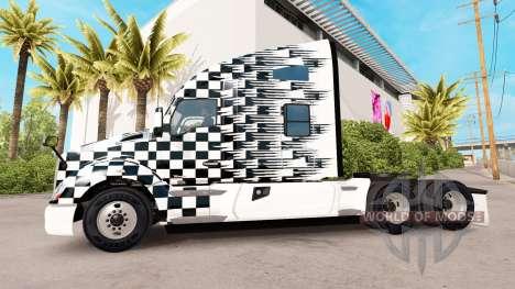 La piel de Velocidad para el tractor Kenworth para American Truck Simulator
