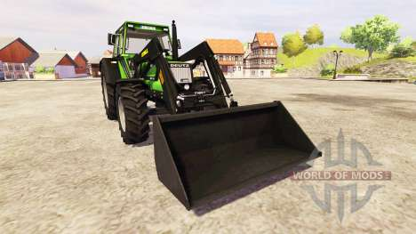 Deutz-Fahr DX 90 FL para Farming Simulator 2013