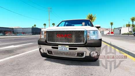 Real placas de identificación para el tráfico para American Truck Simulator