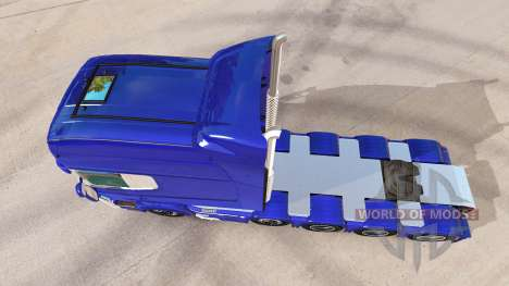 Scania R730 [long] para American Truck Simulator