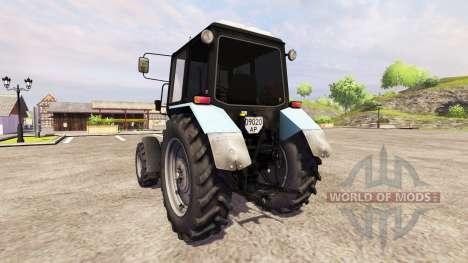 MTZ-1025 v2.0 para Farming Simulator 2013