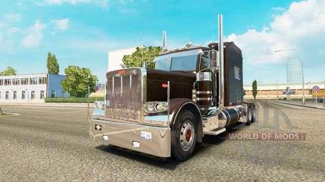 Peterbilt 389 v2.0 para Euro Truck Simulator 2