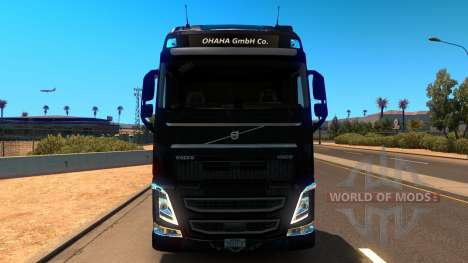 Volvo FH 2013 para American Truck Simulator