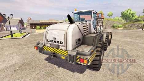 Lizard 520 Turbo para Farming Simulator 2013