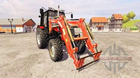MTZ-1025 [loader] para Farming Simulator 2013