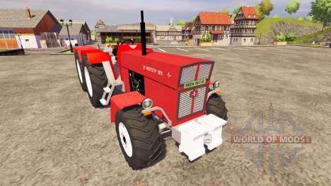 Fortschritt Prototype para Farming Simulator 2013