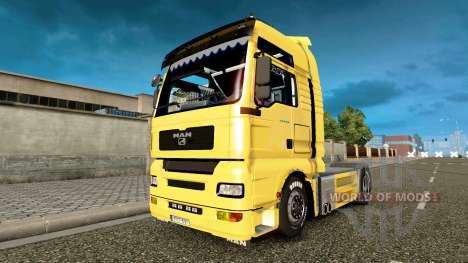 MAN TGA 18.440 v6.5 para Euro Truck Simulator 2