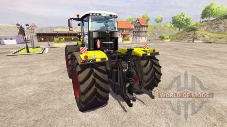 CLAAS Xerion 5000 Trac VC v2.0 para Farming Simulator 2013