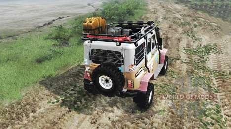 UAZ-31514 [03.03.16] para Spin Tires