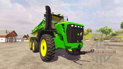 John Deere 9530 [sprayer] para Farming Simulator 2013