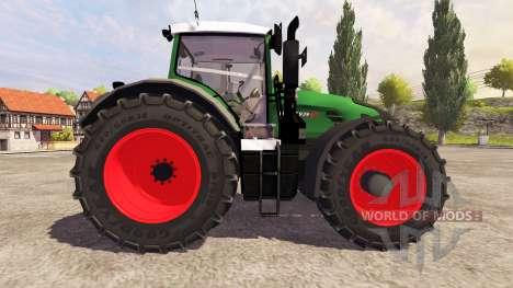 Fendt 939 Vario v2.2 para Farming Simulator 2013