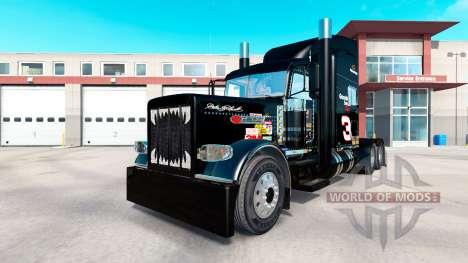 La piel Goodwrench Servicio en el camión Peterbi para American Truck Simulator