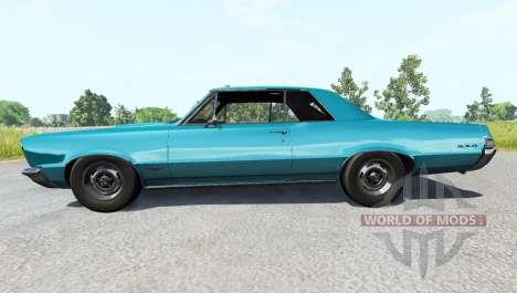 Pontiac Tempest LeMans GTO 1965 para BeamNG Drive