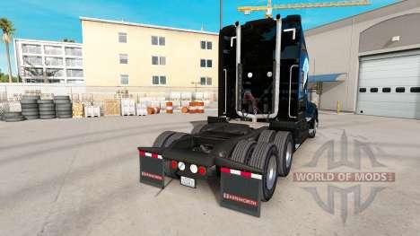 Lobo de la piel para el Kenworth tractor para American Truck Simulator