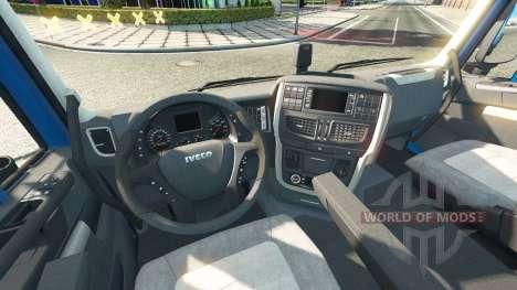 Iveco Stralis 560 Hi-Way 8X4 v1.0 para Euro Truck Simulator 2