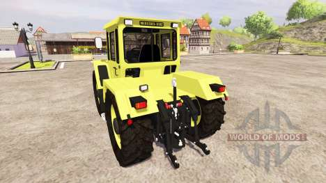 Mercedes-Benz Trac 1300 Turbo para Farming Simulator 2013