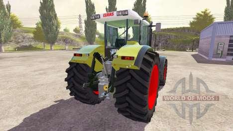 CLAAS Ares 826 RZ para Farming Simulator 2013