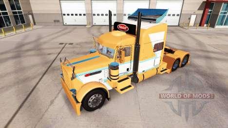 Skins para Peterbilt 389 camión para American Truck Simulator