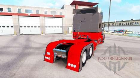 Hot Rod de la piel para el camión Peterbilt 389 para American Truck Simulator