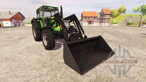 Deutz-Fahr DX 90 FL v2.0 para Farming Simulator 2013