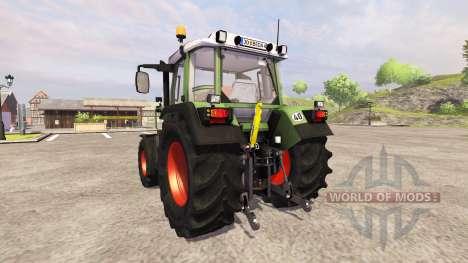 Fendt Farmer 309 C v1.0 para Farming Simulator 2013