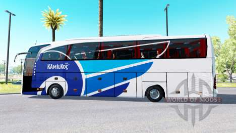 Mercedes-Benz Travego para American Truck Simulator
