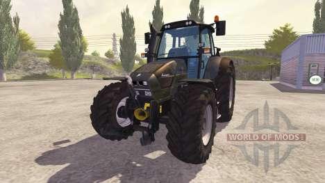 Lamborghini R6.135 [black edition] para Farming Simulator 2013