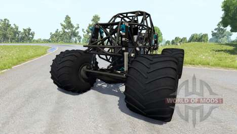 Bigfoot Monster Truck para BeamNG Drive